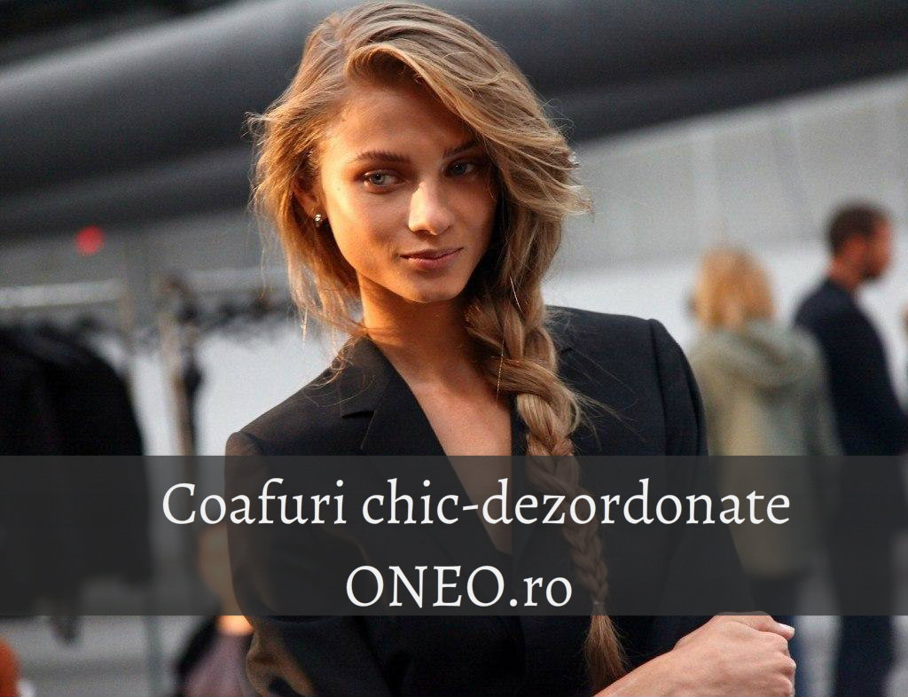 coafuri simple dezordonate oneo