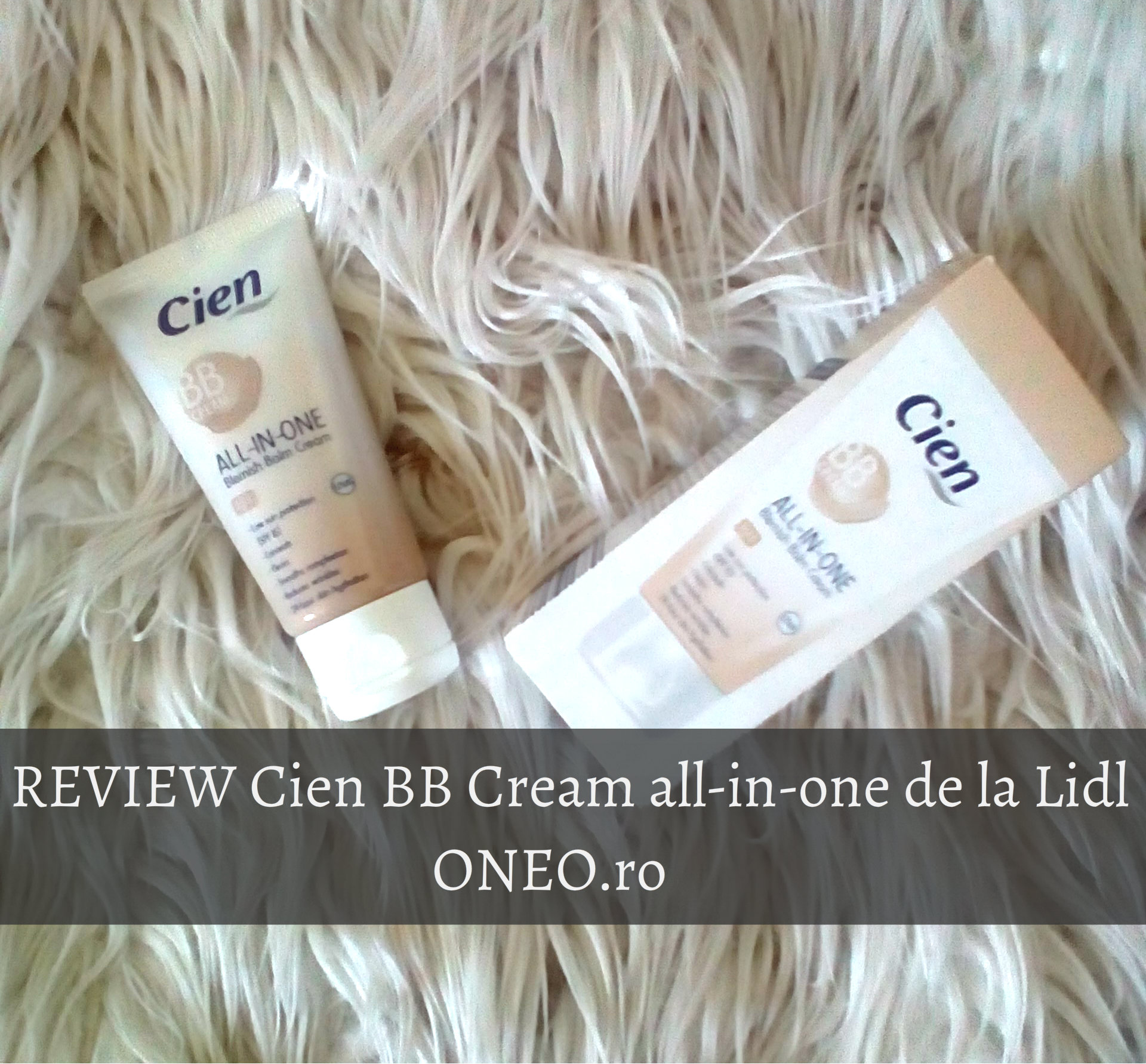review bb cream cien lidl oneo