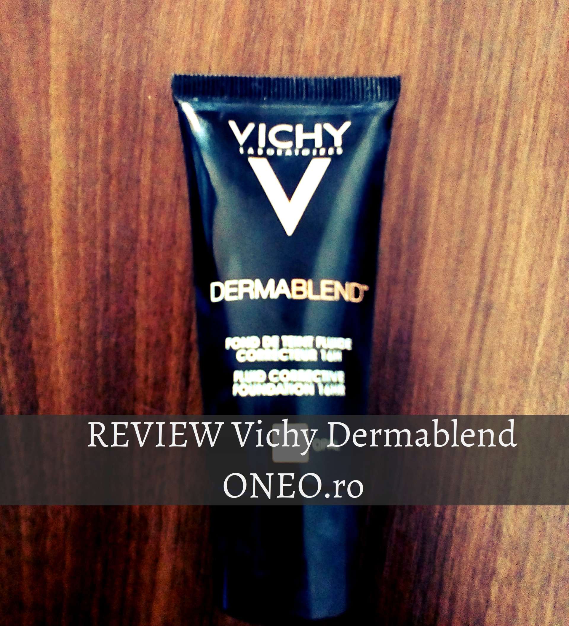 review vichy dermablend