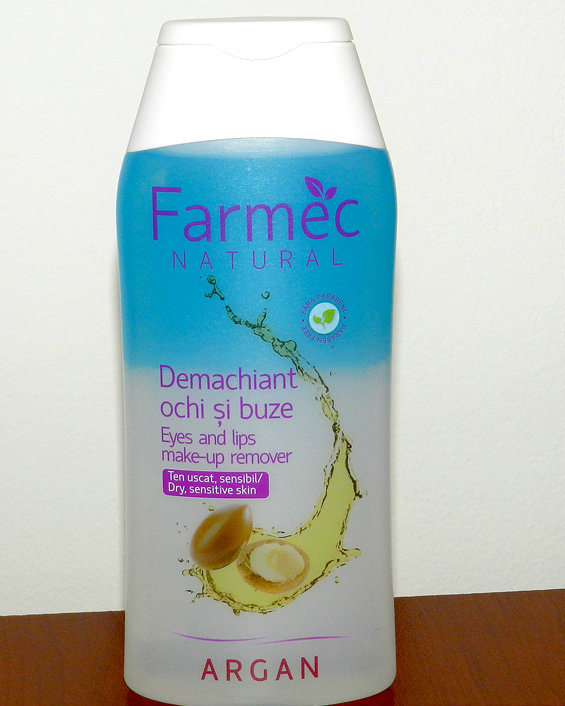 farmec demachiant argan oneo